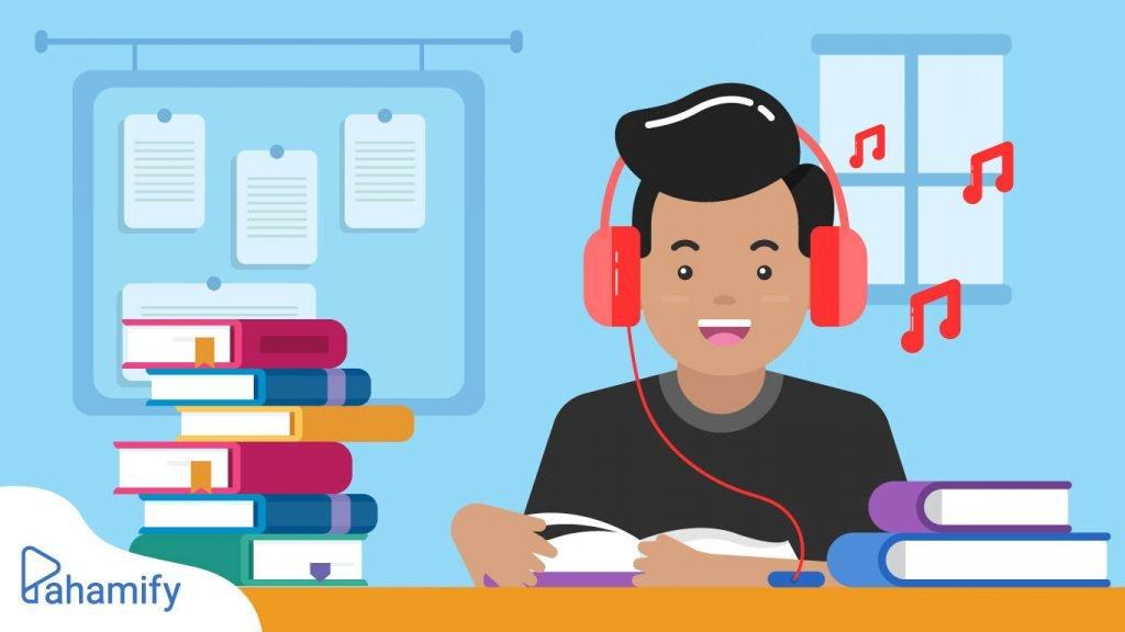 Belajar Sambil Dengerin Musik Efektif Gak sih?