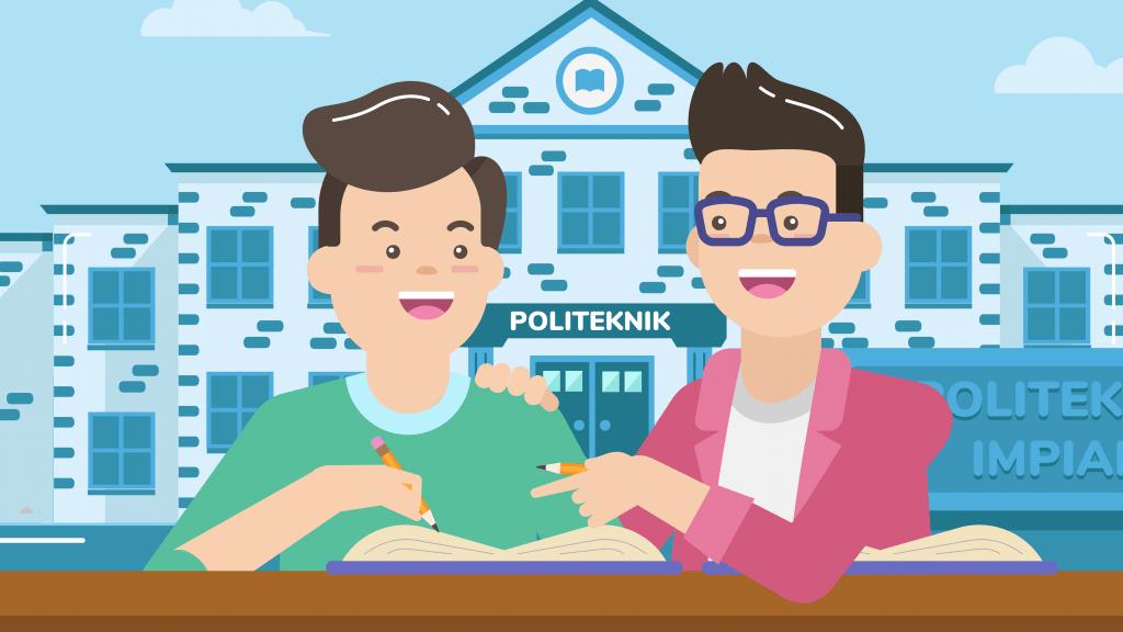 Politeknik Terbaik di Indonesia