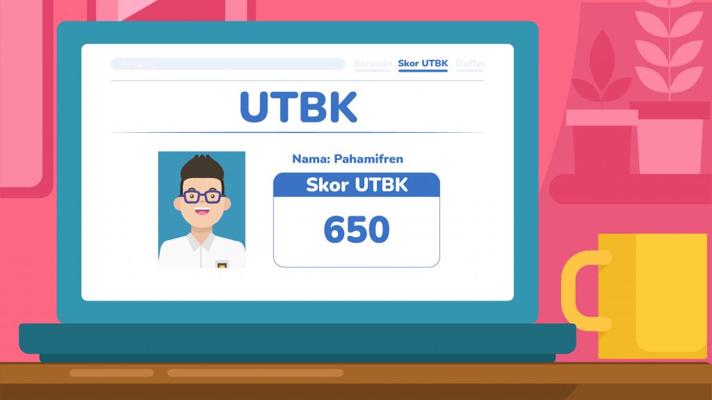 Apa saja sih PTN yang menggunakan nilai UTBK untuk jalur mandiri? Maksimalkan peluang lolos UTBK SBMPTN 2021 bersama Pahamify.