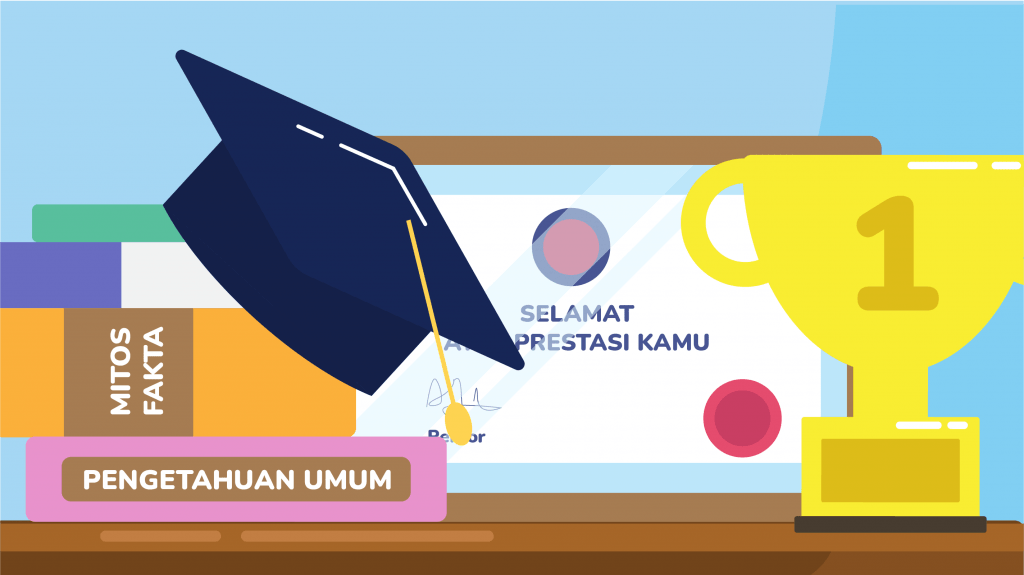 Siapkan dirimu menghadapi UTBK SBMPTN dengan materi soal TPS UTBK Pengetahuan dan Pemahaman umum.