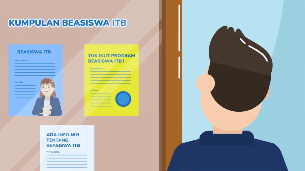 Beasiswa di ITB sangatlah banyak. Itulah salah satu alasan kenapa banyak pelajar ingin kuliah di ITB