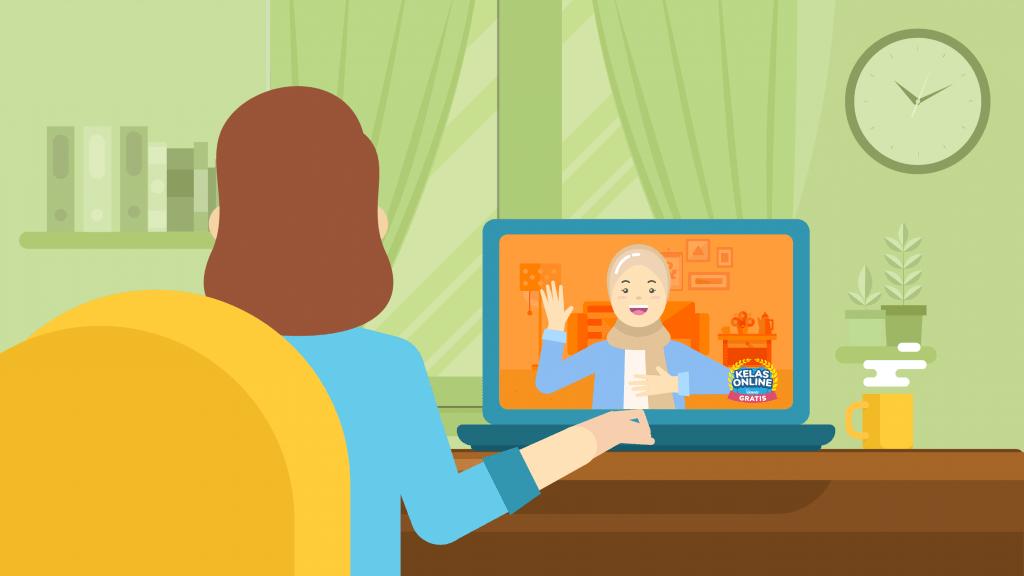 Belajar makin efektif dan menyenangkan, ikuti kelas online gratis di Sekolah Bareng Pahamify