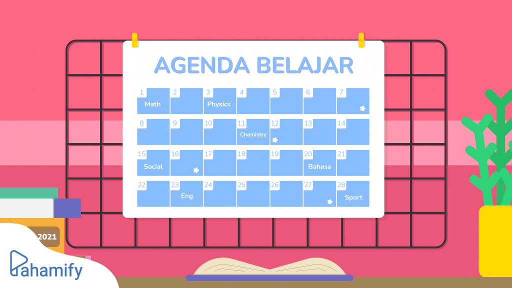 Yuk cari tahu cara mengatur jadwal belajar di tahun ajaran baru